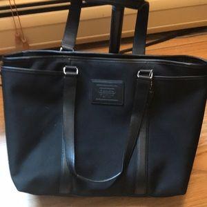 COACH laptop holder/ briefcase